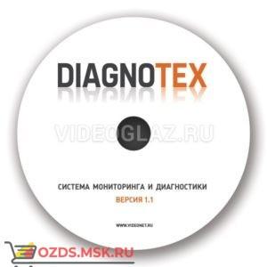 VideoNet DeX-Station Система мониторинга и диагностики Diagnotex 1.1