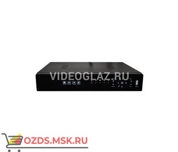 MicroDigital MDR-8100: Видеорегистратор гибридный
