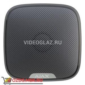 Ajax StreetSiren (black) Охранная GSM система Ajax