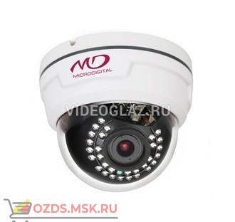 MicroDigital MDC-L7290VSL-30: Купольная IP-камера