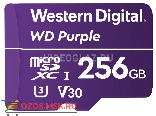 Western Digital WDD256G1P0A: Карта памяти
