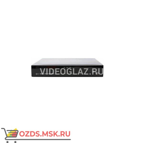 MicroDigital MDR-16140: Видеорегистратор гибридный