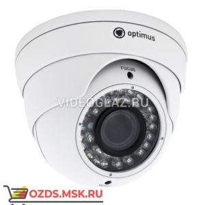 Optimus AHD-H042.1(2.8-12)_V.2: Видеокамера AHDTVICVICVBS