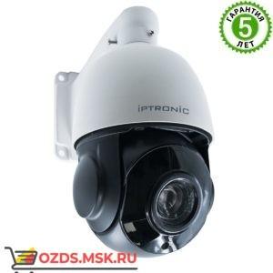 IPTRONIC IP5MS200(22X) IR60P: Поворотная уличная IP-камера