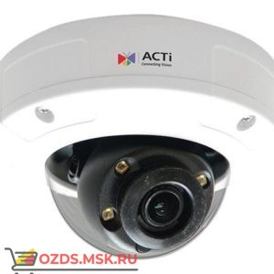 ACTi A96: Купольная IP-камера