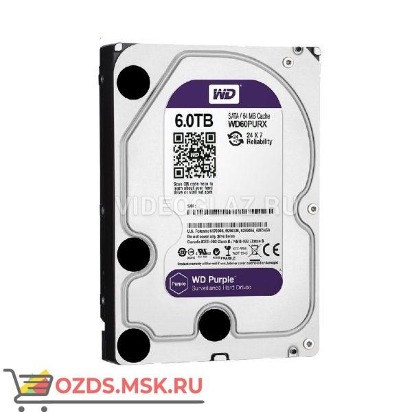 Western Digital WD60PURZ: Жесткий диск