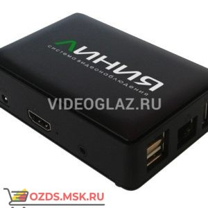 Линия MicroNVR: IP Видеорегистратор (NVR)