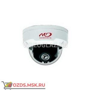 MicroDigital MDC-M8290FTD-1: Купольная IP-камера
