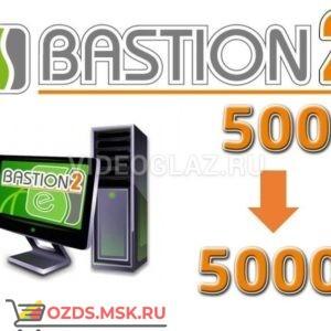 ELSYS Бастион-2 - Сервер. Обновление с 500 до 5000 ПАК СКУД