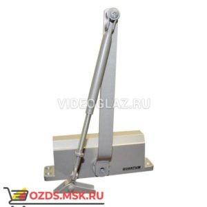 Quantum QM-D206EN3(серебряный) Стандартный доводчик