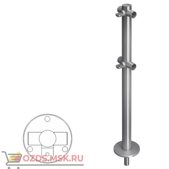 Oxgard Стойка ограждения съемная Т-образная с 2-мя полупетлями(ВЗР 1996Р.20-04) Дополнительный элемент для ограждения