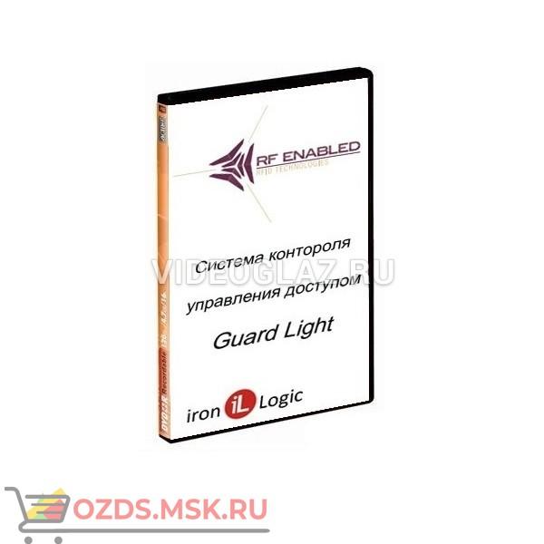 IronLogic Лицензия Guard Light - 101000L ПО