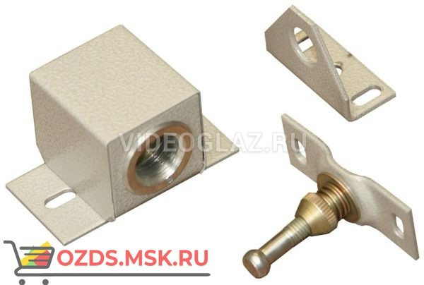Promix-SM102.10 silver Защелка электромеханическая