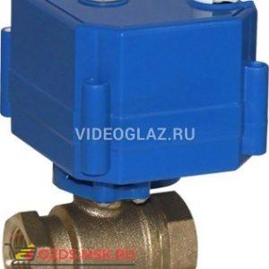 СКАТ Шаровый кран 1 с электроприводом Система управления водоснабжением AquaBast