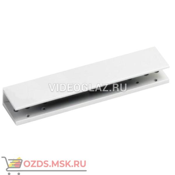 Dorma Пластина для установки TS92 на цельностеклянную дверь серый(42000101) Аксессуар для доводчика