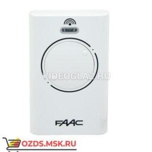 FAAC XT2 868 SLH LR Белый Радиоуправление