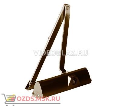 Dorma TS68 ФОП коричневый (66400203) Стандартный доводчик