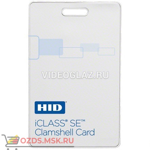 HID iC-3350 Карта iClass