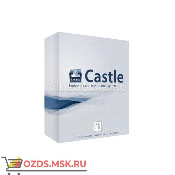 Castle Создание и печать пропусков ПАК СКУД