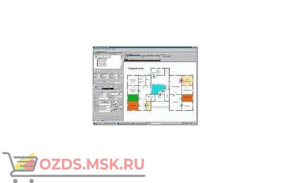 Семь печатей Расширение TSS-2000 Office (S) до TSS-2000 Office (M) ПАК СКУД TSS-2000