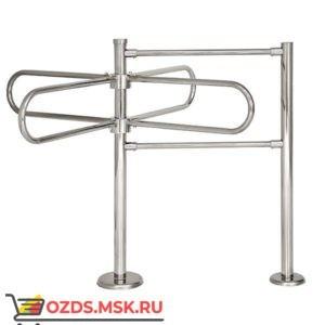 Ростов-Дон Р32М хром Роторный турникет