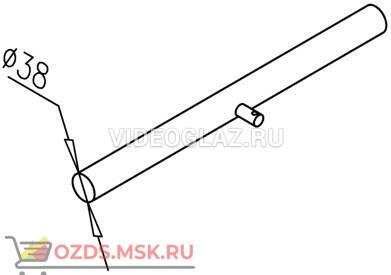 ОМА-01.306.T0(до 1000мм) Дополнительный элемент для ограждения