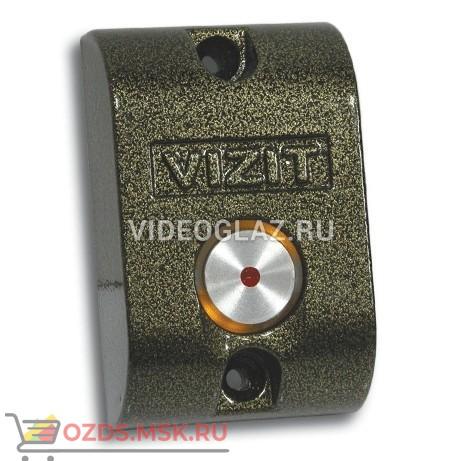 VIZIT Кнопка EXIT 300М Кнопка выхода