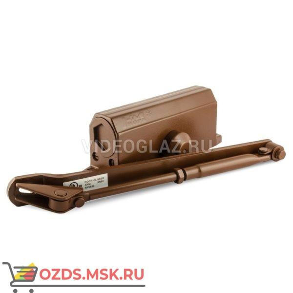 Нора-М Доводчик №3S большой (до 80кг) (коричневый) Стандартный доводчик
