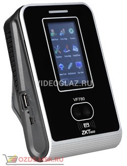 ZKTeco VF780 Оборудование системы учета рабочего времени СКУД