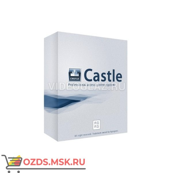 Castle 25000 ПАК СКУД