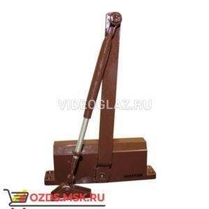 Quantum QM-D230EN4(коричневый) Стандартный доводчик