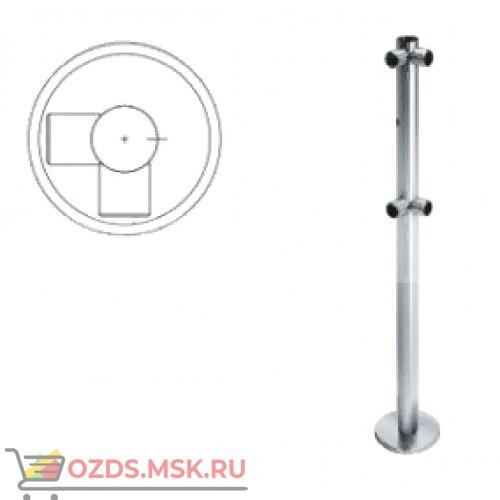 Oxgard Стойка ограждения L-образная передвижная(ВЗР 2442.03) Дополнительный элемент для ограждения