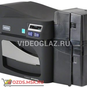 Fargo DTC4500e Принтер пластиковых карт