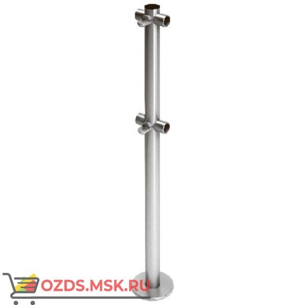 Oxgard Стойка ограждения с 2-мя полупетлями Т-образная передвижная(ВЗР 2442.09.21) Дополнительный элемент для ограждения