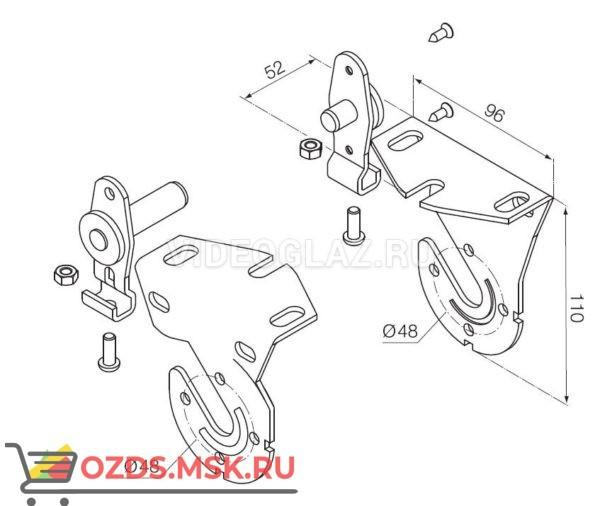 NICE 525.10072 Аксессуар для электропривода