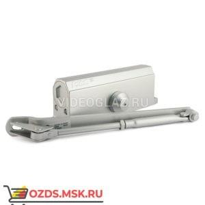 Нора-М Доводчик №4S (до 120кг) (серебро) Стандартный доводчик