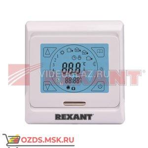 REXANT Терморегулятор сенсорный с автоматическим программированием (R91XT) (51-0533) Термостат