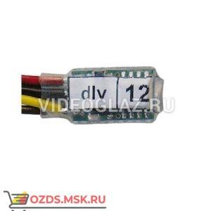 Октаграм DLV Адресный микрочип СКУД
