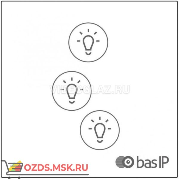 BAS-IP SH-75 белый Система Умный дом