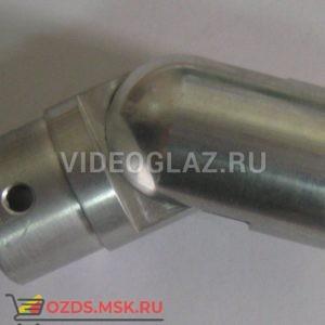 Ростов-Дон Соединитель шарнирный 32 хром Дополнительный элемент для ограждения