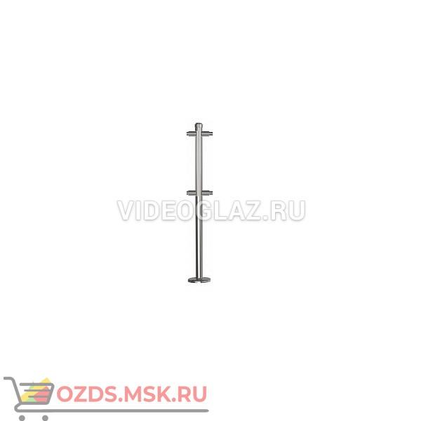 Ростов-Дон Стойка ОБ12-2-180у(хром) Дополнительный элемент для ограждения