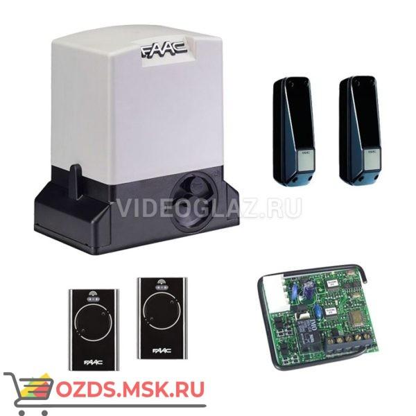 FAAC 741 KIT+Пульты SLH Комплект автоматики