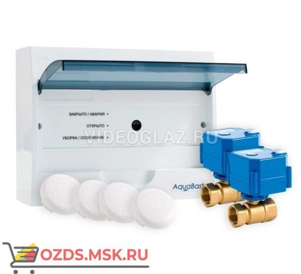 СКАТ AQUABAST Стандарт 1 Система управления водоснабжением AquaBast