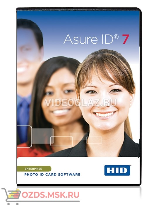 Fargo ПО Assure ID 7 Enterprise 86413 ПО для персонализации принтера