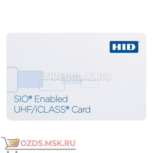 HID iC-6014 Карта iClass