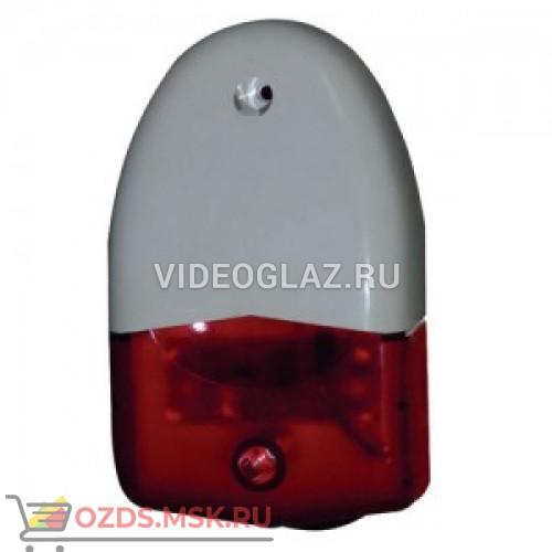 Комтид Феникс-С (красный) (ПКИ-СП-12) Оповещатели комбинированные