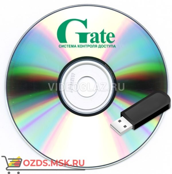Gate-IP Video ПАК СКУД