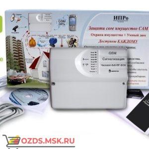 GSM Сигнализация ИПРо-8 (УТ000001523) Охранная GSM система Часовой