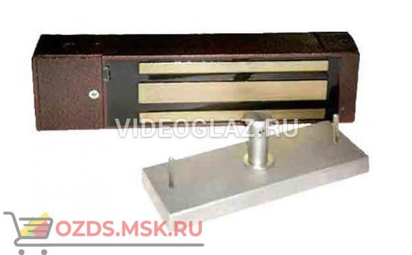AccordTec ML-180K(коричневый, с уголком) Замок электромагнитный