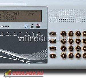 Альтоника Риф-LS60 Прибор приемно-контрольный охранно-пожарный